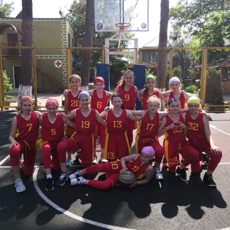 Баскетбольная команда